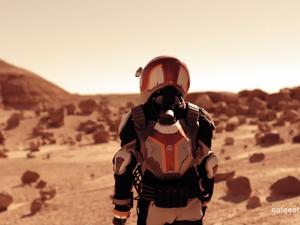 NatGeo's MARS is a compelling new show that blends fact and fiction