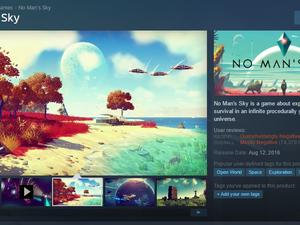 Steam is banning misleading screenshots from store pages