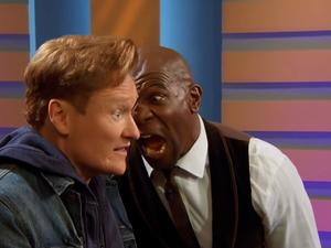 Conan and Terry Crews take on Battlefield 1 in the latest Clueless Gamer