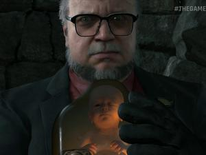 Death Stranding: Guillermo del Toro is just an actor, not a creator
