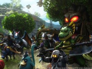 Dragon Quest Heroes II coming only to PlayStation 4 in North America