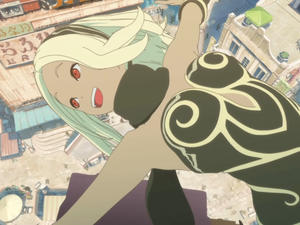 Gravity Rush anime offers nearly 20 minutes of essential viewing before the sequel