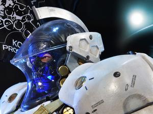 You can now get a 5-foot tall statue of Kojima Productions' mascot, for some reason