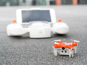 Take over the skies with the world's smallest camera drone, now $30 off