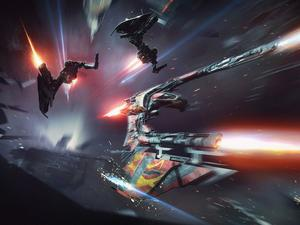 Star Citizen is changing game engines after four years, but it's probably not a big deal