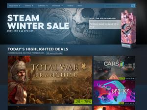 The Steam Winter Sale for 2016 has officially begun!