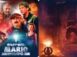 Super Mario Bros movie getting a slick re-release on Blu-ray with a steelbook case