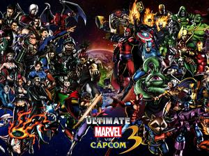 Ultimate Marvel vs. Capcom 3 is available on PlayStation 4 today