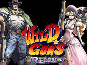 Your favorite third-person shooter has nothing on Wild Guns