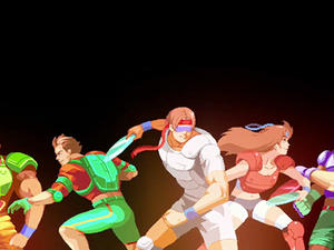 Windjammers is one of the coolest multiplayer games ever, coming to PS4 and PS Vita