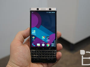 BlackBerry KEYone launch delayed in U.S. and Canada