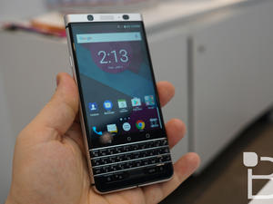 BlackBerry Mercury hands-on: BlackBerry isn't dead, here's its next Android phone