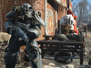 Fallout 4 is getting a visual upgrade that requires a beefy PC and a big hard drive