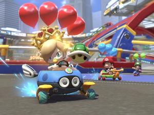 Mario Kart 8 Deluxe breaks records to become fastest selling game in the series