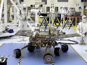 Opportunity Rover turned 13 years old, was only supposed to last 90 days