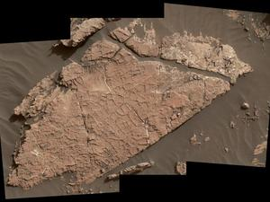 Evidence of ancient lakes found on Mars by Curiosity rover