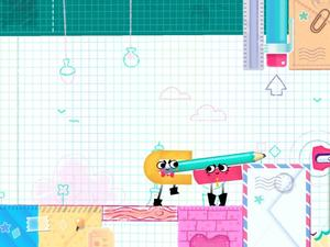 The dark horse of the Nintendo Switch launch? Snipperclips gets a proper trailer