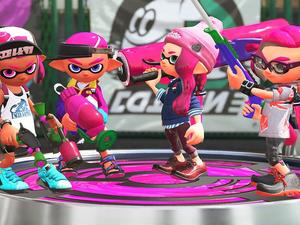 Splatoon 2 resolution capped at 720p when docked during Test Fire