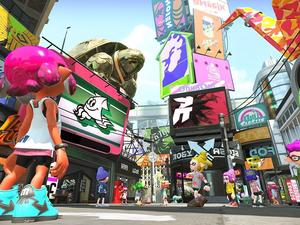 Splatoon 2 will have a beta for Nintendo Switch in March
