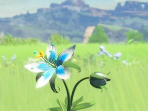 Zelda: Breath of the Wild once let players stab mountains to stop, regain stamina