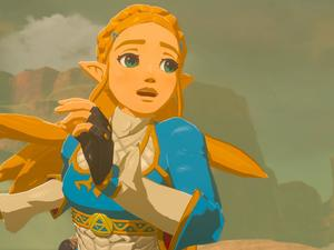 Zelda Williams to stream Breath of the Wild for charity today at noon