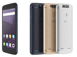 ZTE's latest smartphones deliver Android N on a budget