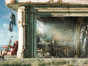 You can now deck your wall out with some stylish art from Fallout