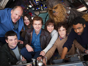Han Solo movie trailer imminent, official title coming soon