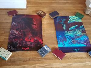 Halo Wars 2 celebrated with beautiful limited edition prints, and they're still available