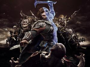 """Middle-earth: Shadow of War gameplay takes us to Minas Ithil, aka """"Decapitation Town"""""""