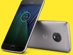 Moto G5 Plus now available to pre-order in U.K.