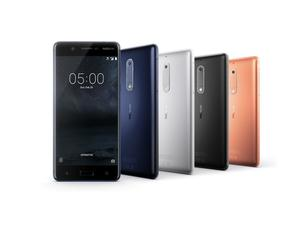 Nokia's new handsets not expected to land in U.K. until May