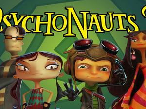 Psychonauts 2 will be published by Starbreeze, coming in 2018