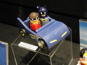 Entertainment Earth is on the move with wooden cars at Toy Fair 2017