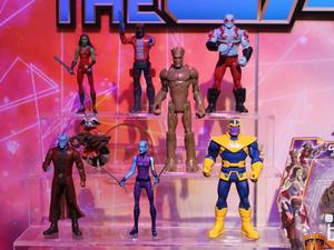 Marvel takes to the galaxy with Hasbro at Toy Fair 2017