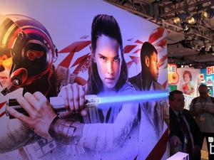 Hasbro celebrates 40 years of Star Wars at Toy Fair 2017