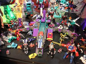 Transformers invade Hasbro at Toy Fair 2017