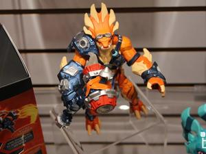 Tomy at Toy Fair 2017 - Lightseekers hits all the bases