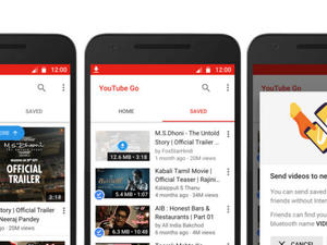 YouTube Go for Android lets you save videos for offline viewing