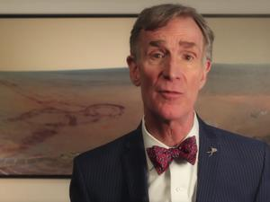 Bill Nye records open letter to President Trump with five space program recommendations