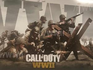 Call of Duty images appear to confirm WWII setting