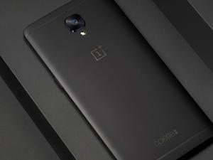 OnePlus teams up with colette to launch a limited edition all-black 3T