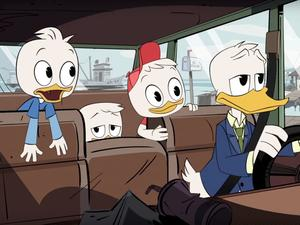 The DuckTales reboot now has its first trailer!