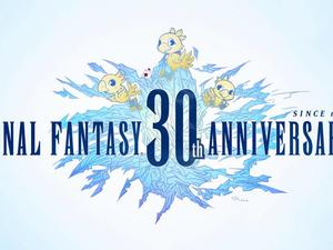 """Square Enix reminds us of Final Fantasy's 30th anniversary with new """"Timeless Legacy"""" trailer"""