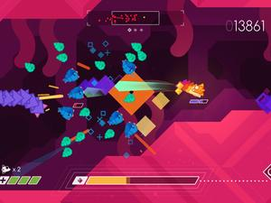 Graceful Explosion Machine gets a Nintendo Switch release date