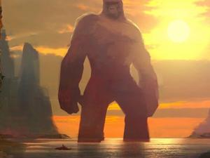 Kong: Skull Island concept art shows how the movie came to life
