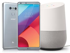 Buy the LG G6 now and get a Google Home on LG