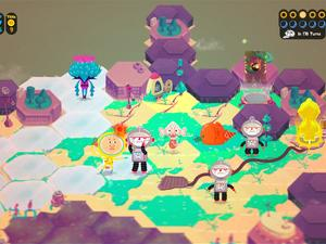 Loot Rascals is a quirky roguelike with character