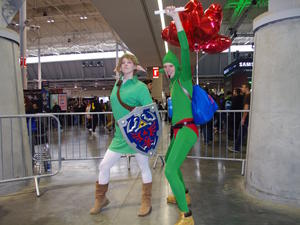 PAX East 2017 Cosplay gallery - Day 1 in the books