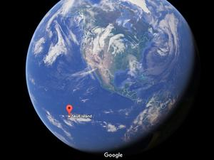 Google Maps has a bit of a laugh by adding Kong's Skull Island